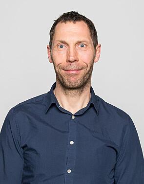Tom Karp, professor ved Høgskolen Kristiania. Foto: Høgskolen Kristiania