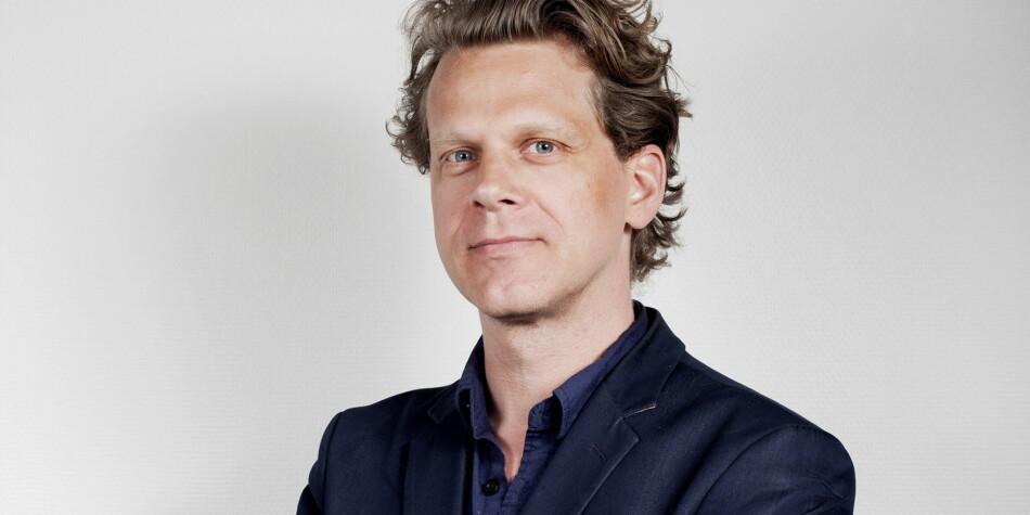 Espen Løkeland-Stai forlater Dagsavisen og blir korrespondent for Khrono i Brussel. Foto: Dagsavisen
