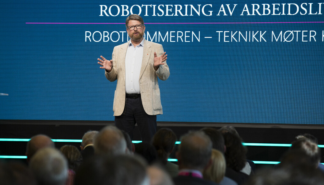 Professor Jørn Øyrehagen Sunde ved Universitetet i Oslo, meiner spesialisering av masterprogram i rettsvitskap er eit gode.