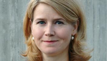 Professor Gro-Reneé Rambø har søkt jobb som viserektor for forskning og tverrfaglige satsinger. Foto: UiA