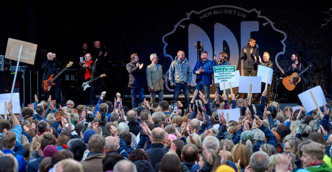 Venstre hilste fra statsråd Nybø: Universitetet i Namsos skal bestå