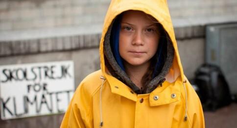 Greta Thunberg vekket en hel verden, men ikke universitetene og høgskolene