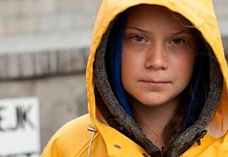 Nature om Greta Thunberg: Var en av de 10 mest innflytelsesrike for vitenskapen i 2019