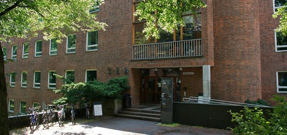 ZEB-bygningen på Blindern kan selges og gi både inntekter og frita UiO for oppgradering. Foto: Kjetil Ree.