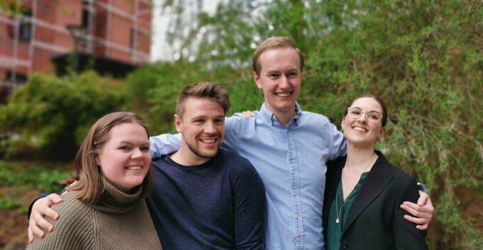 Estenstad blir ny studentleder på OsloMet