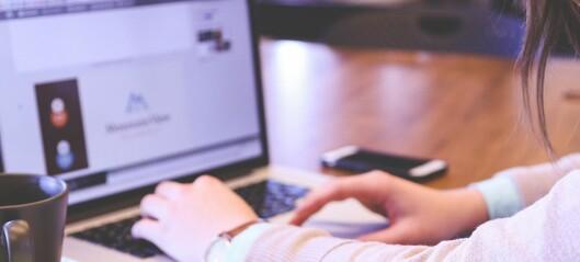 Tenkes det feil rundt digitale verktøy i norsk akademia?