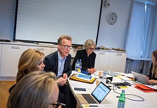 Se styremøtet ved OsloMet i opptak