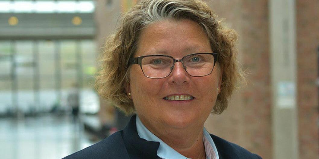Astrid Birgitte Eggen er ansatt som prorektor for utdanning ved Universitetet i Stavanger. Foto: UiA