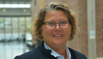 Astrid Birgitte Eggen, prorektor for utdanning ved Universitetet i Stavanger., synes ordningen i Singapore er interessant. Foto: UiS