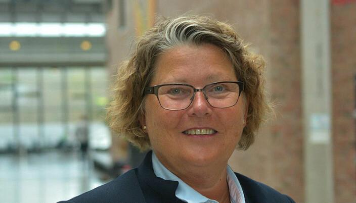 Prorektor Astrid Birgitte Eggen ved UiS.