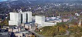 Universitetet i Oslo vil ha nytt storsykehus på Gaustad