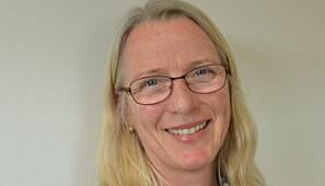 Karen-Lise Scheie Knudsen er prosjektleder for Balanse-prosjektet ved Universitetet i Agder. Foto: UiA