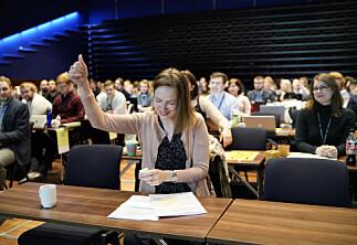 Statsråden vil kutte utslipp: Nå skal universitetene konkurrere om å fly minst