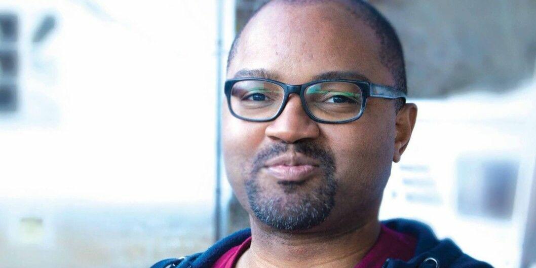 Eton Williams er en av dem som skal representere studentene i USN-styret. Han har tidligere blant annet vært leder av studentparlamentet. Foto: Eli Gravningen