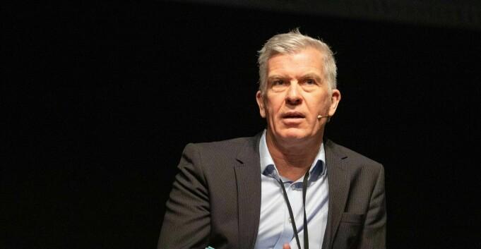 Jørn Mortensen blir dekan på Høyskolen Kristiania