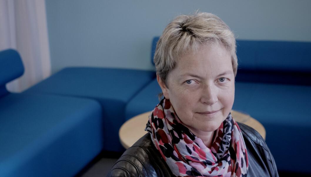 Konstituert rektor, Nord universitet, Hanne Solheim Hansen. Foto: Paul S. Amundsen