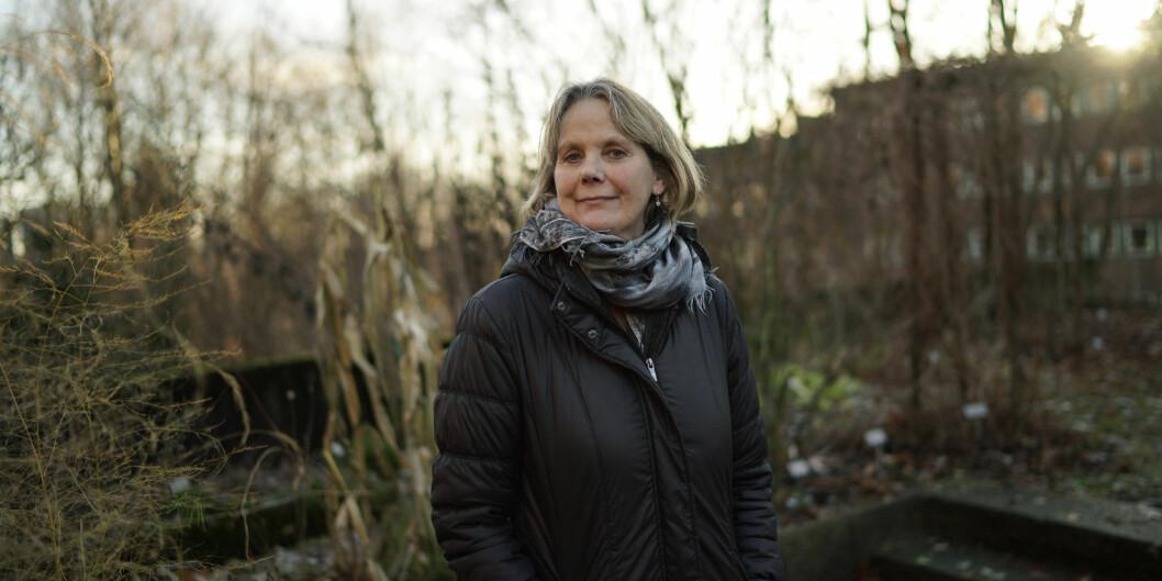 Medieprofessor Trine Syvertsen tar fatt på en ny leder av styret ved OsloMet 1. august. Foto: Ketil Blom Haugstulen