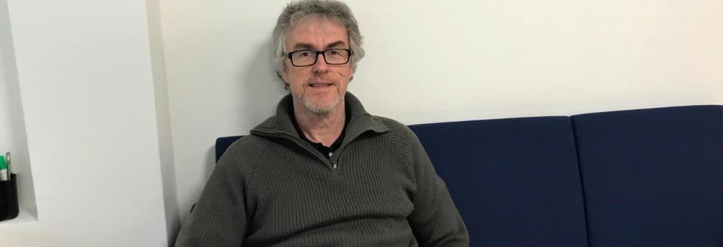 Det er ikkje greit å skrive om si eiga forteljing, i forhold til våre akademiske ideal om å opptre sannferdig og etterretteleg, skriv Steinar Vagstad., om Khronos intervju med den tyske studenten. Foto: Tove Lie