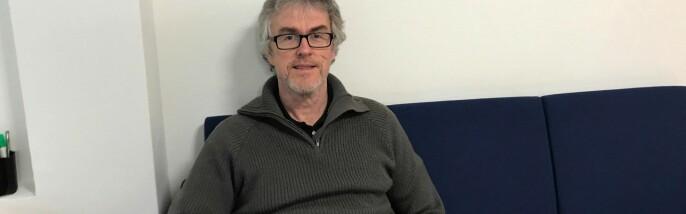 — Dette er langt fra oppsigelsesgrunn, sier leder i Forskerforbundet ved UiB, Steinar Vagstad. Foto: Tove Lie