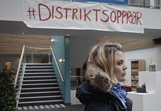 Nær 300 høringssvar viser sterk motstand mot nedlegginger ved Nord universitet
