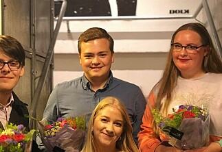 Nytt arbeidsutvalg for studentene ved Universitetet i Bergen