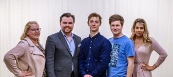 Torje Martnes vil engasjere Innlandet-studentene