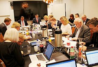 Opptak: Se styremøtet ved Universitetet i Bergen i opptak