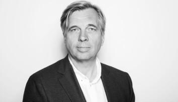 Geir Terje Ruud er en av de nye eksterne i styret ved Høgskulen i Volda. Foto: NTB