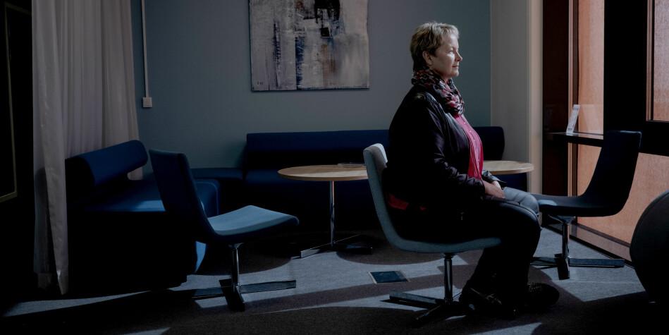 Konstituert rektor ved Nord universitet. Hanne Solheim Hansen får kritikk for sine uttalelser. Foto: Paul S. Amundsen