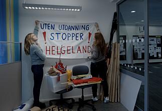 Det forbanna universitetet