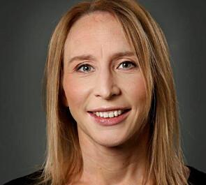 Ragnhild Bjørge (42) blir ny redaksjonssjef i Khrono, med arbeidsplass i Bergen. Foto: Anne Liv Ekroll, NRK
