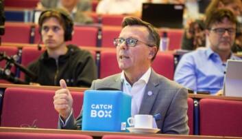 Dag Rune Olsen, rektor UiB. Foto: Siri Øverland Eriksen