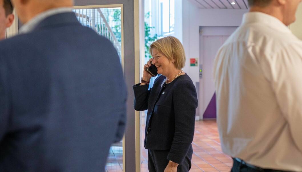 Rektor ved uiT Norges arktiske universitet inviterer til styremøte torsdag 13. juni. Foto: Siri Øverland Eriksen