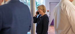 Direkte fra styremøtet ved UiT Norges arktiske universitet