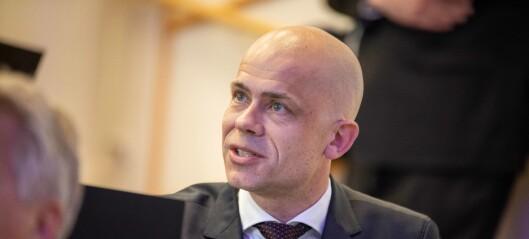 Jelsness-Jørgensen tilbys stilling som rektor ved Høgskolen i Østfold