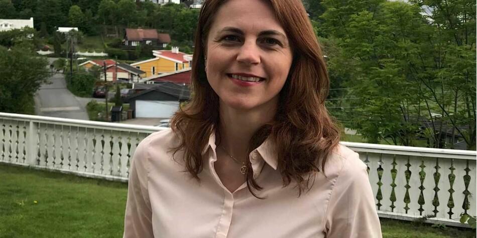 Marit Elizabeth Sand Solvik er nytt studentombud på en rekke private høgskoler. Foto: Privat