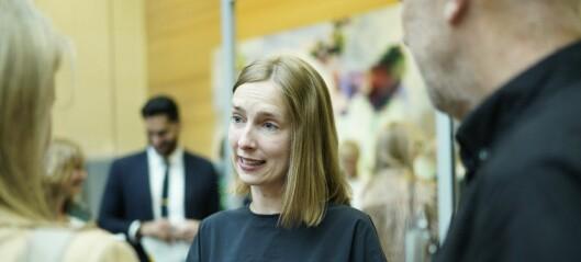 Iselin Nybø vil dele ut poengkort for å ruste ned møtekappløpet