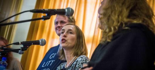 Nybø: — Sunt med debatt om lønnsnivå