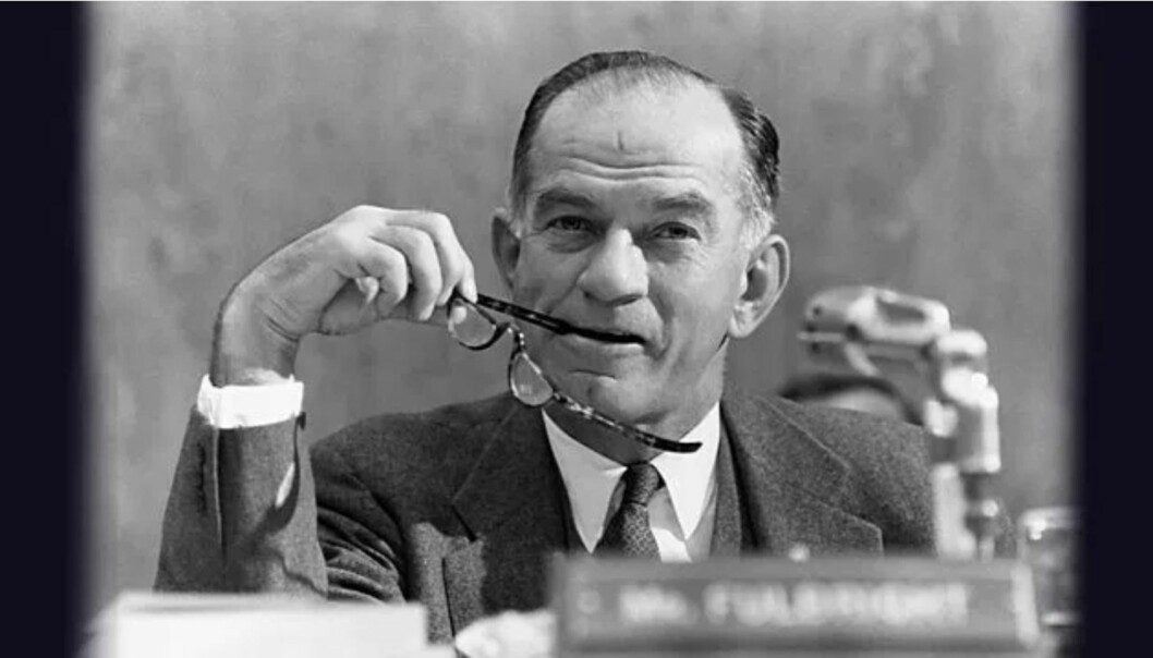 Programmets opphavsmann er den amerikanske senator J. William Fulbright. Foto: Fulbright.no