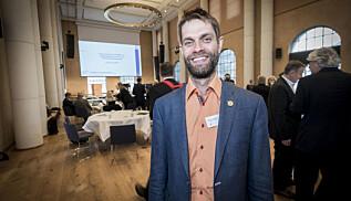Dagens karaktersystem fører til dårleg ressursbruk, meiner professor og merittert undervisar Christian Jørgensen. Foto: Tor Farstad