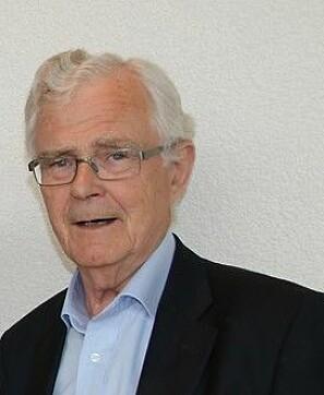 Ole-Jørgen Johannessen er ikke fornøyd med svaret fra universitetsledelsen. Foto: Hilde Kristin Strand