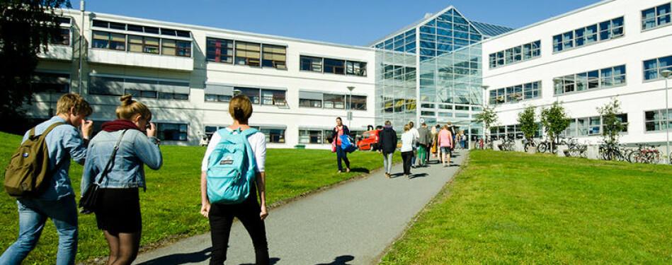 Arbeidsmiljøkonflikten på Institutt for historiske studier på NTNU i Trondheim har pågått i mange år - og er fortsatt fastlåst, viser ny rapport. Foto: NTNU