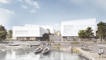Nytt museumsbygg i Tromsø
