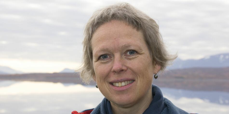 Prosjektleder Marit Reigstad koordinerer til sammen nesten 200 forskere som deltar i Arven etter Nansen. Foto: David Jensen/UiT