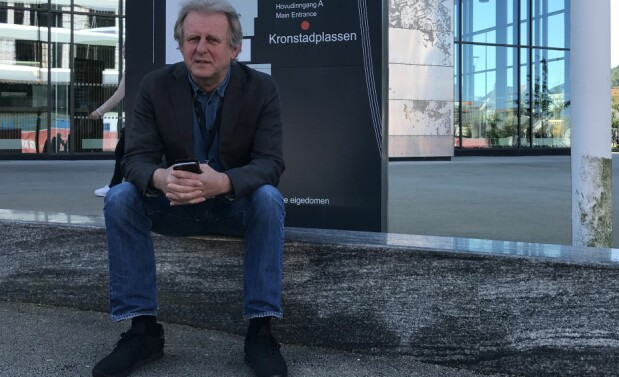 Njål Vindenes, professor musikk, Høgskulen på Vestlandet. Foto: Eva Tønnessen