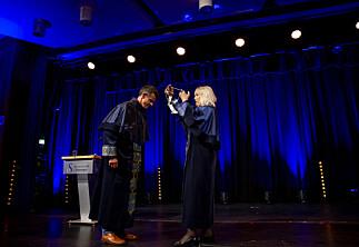 Rektorbytte i Stavanger