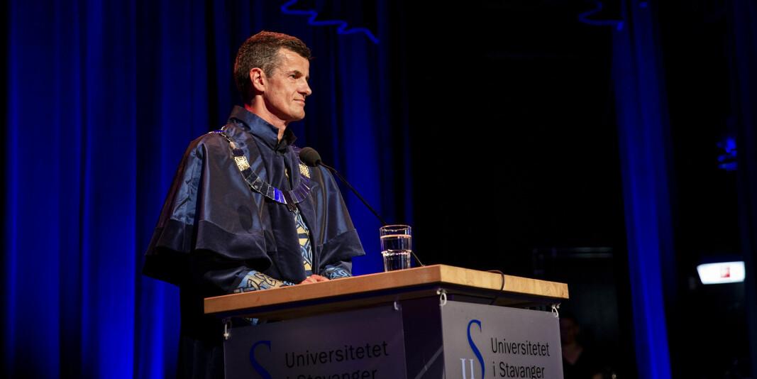 Rektor Klaus Mohn ber styret slutte seg til forslag til høyringsutkast for ny strategi og dermed sende strategiarbeidet inn i neste fase.