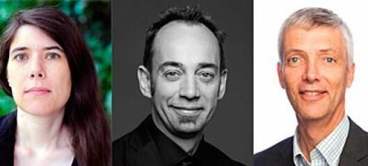 Heder og ære til fem professorer på Universitetet i Oslo
