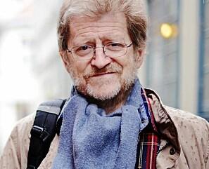 Historieprofessor Ingar Kaldal er ikke definert som part i saken på instituttet. Foto: Privat