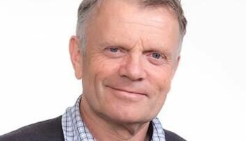 Hans Otto Frøland, professor og leder av forskningsprosjektet Fate og Nations er definert som part i konfliktsaken på instituttet. Foto: NTNU